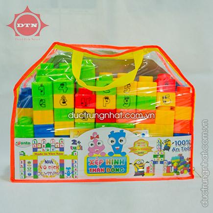 Túi nhựa PVC đựng đồ chơi